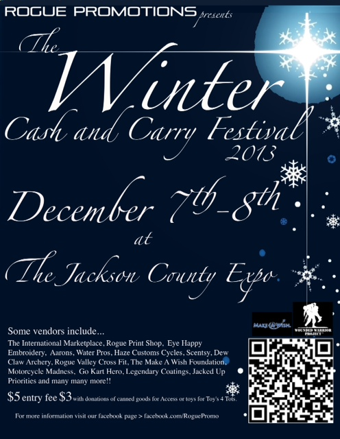 Winter Cash and Carry Festival